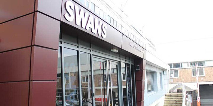 Swans centre for innovation