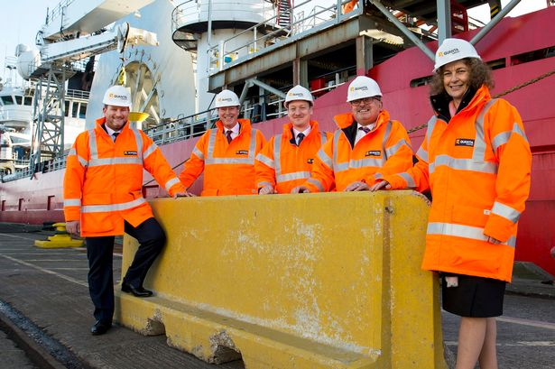 North Tyneside based offshore engineering firm gains six-figure investment after MBO