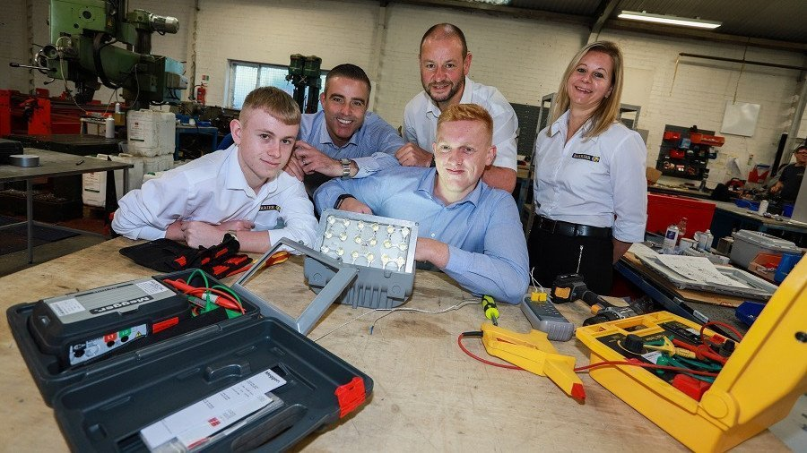 Barrier Ex secures six-figure grant for R&D project