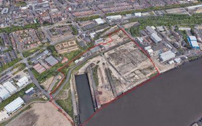 Former Swan Hunter shipyard in North Tyneside put up for sale