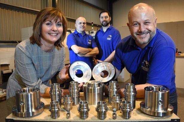 North Tyneside manufacturer creates raft of jobs after successful first year of trading