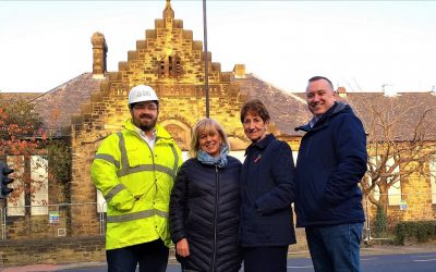 Arts centre restoration to create 100 jobs