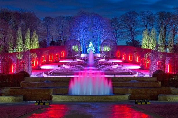 Alnwick Garden toasts soaring visitor numbers thanks to good weather and great events