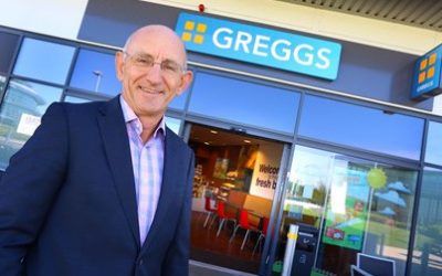 Greggs enjoys strong finish to 'exceptional year'