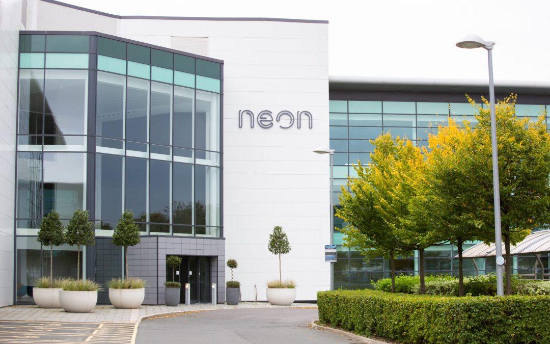 Ramboll's new premises at Neon, Quorum Business Park