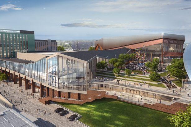 Gateshead Quays Conference Centre