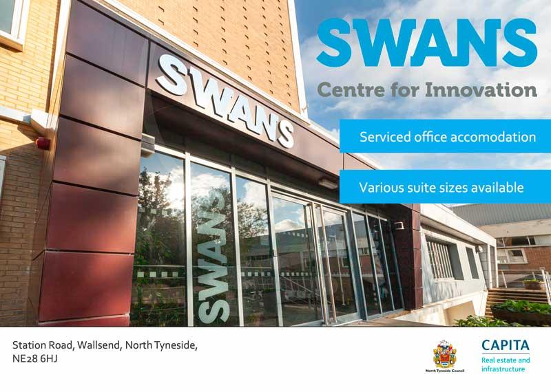 Swans Centre for Innovation Brochure